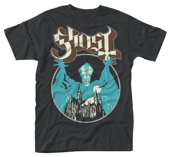 ghost, Mens T Shirt, Cotton T Shirt, summerfashiontshirt