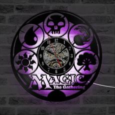 Antique, Magic, ledlightclock, Home Decor