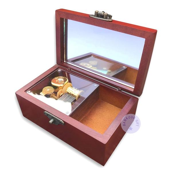 antiquemusicbox, Box, musicbox, windupmusicbox
