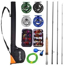 flyfishingrodsandreel, carbon fiber, flyfishingtackle, Fishing