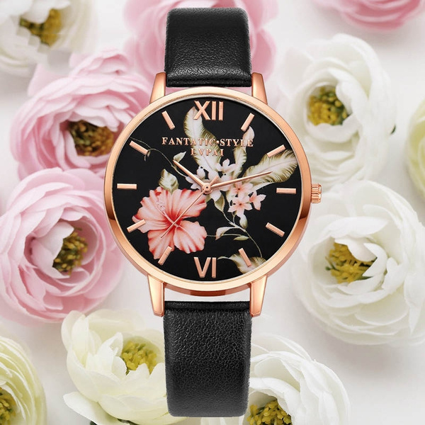Fashion, Casual Watches, gold, Dress