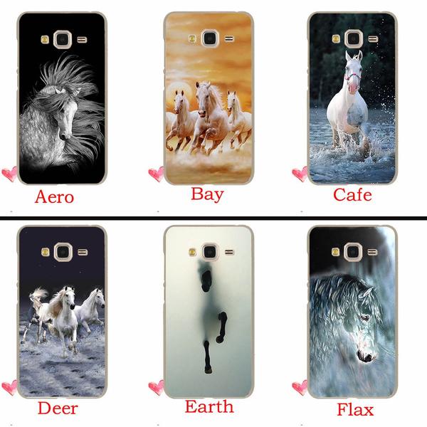 193TE Running Horse Hard Plastic Case for Samsung Galaxy A6 A8 Plus 2018 A5 A3 J3 Prime J5 J7 2017 2016 2015 Cover Coque | Wish