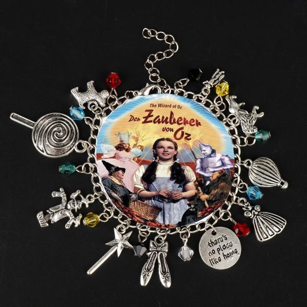 Charm Bracelet, bangle bracelets, Jewelry, Home & Living