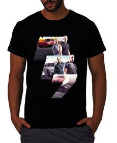 Mens T Shirt, Fashion, fastandfuriou, Cotton T Shirt