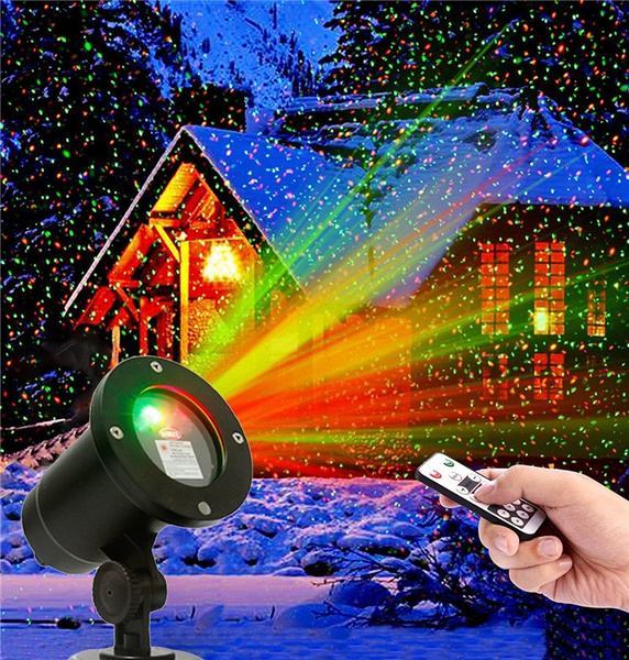 Outdoor, laserlight, projectorlight, Waterproof