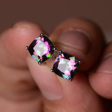 Fashion, Jewelry, Colorful, Stud Earring