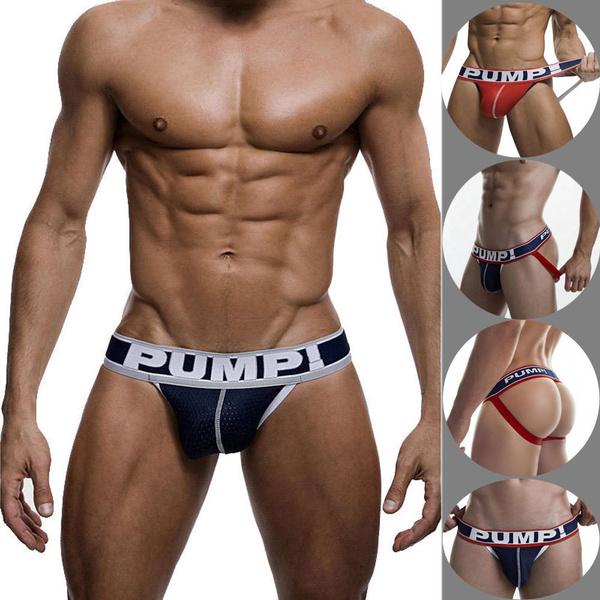 Underwear, Shorts, Sports & Outdoors, mensbulgeenhancingunderwear