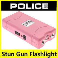 stunguntorch, Flashlight, antiwolftool, electricshockflashlight