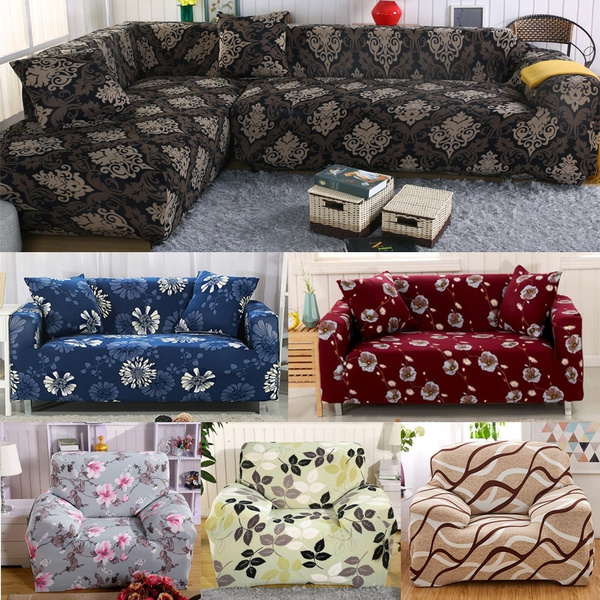 Polyester, sofaseatcover, Flowers, sofaprotector