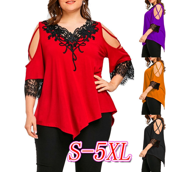 Plus Size, dewshoulder, lacefold, plus size dress