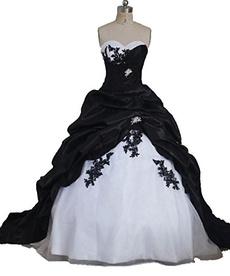 gowns, sweetheart, vestido sexy, Dress