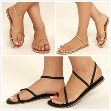 casual shoes, beach shoes, sinplesandal, flatshoesforwomen
