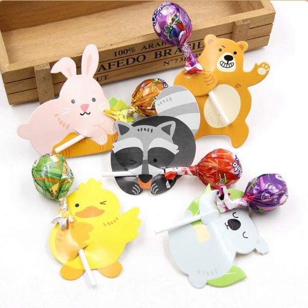 kidspartyfavor, lollipopdecoration, Food, Bears