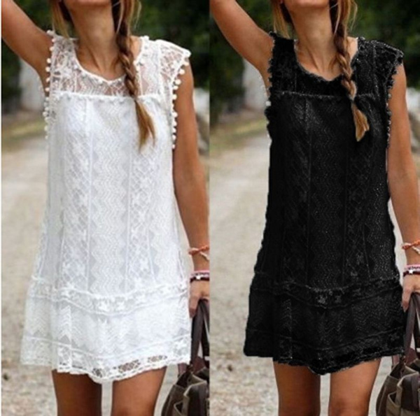 Summer, Tassels, Fashion, Lace