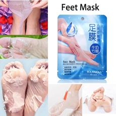 footpeeling, footmask, bamboovinegar, exfoliating skin