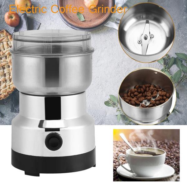 Steel, coffeegrinder, Electric, grindingmachine