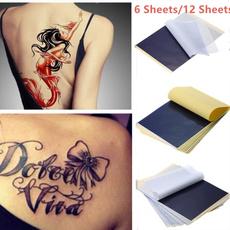 tattoo, tattoostenciltransferpaper, Beauty, Tattoo Supplies