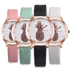 Fashion, relojmujer, leather strap, Elegant