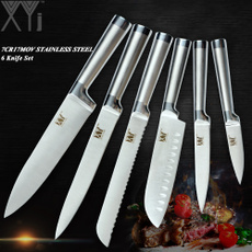 Steel, Kitchen, Kitchen & Dining, chefknivesset