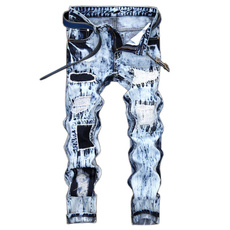 Blues, longtrouser, foldjean, men jeans