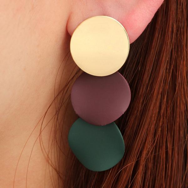 Hoop Earring, Jewelry, longdangleearring, Stud Earring