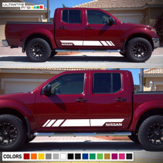 Graphic, frontier, nissan, Decal