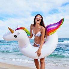 flamingo, Jewelry, floatingring, beachsupplie