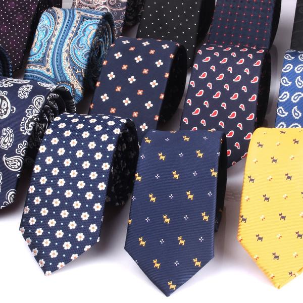 mens ties, Wedding, Polyester, men necktie