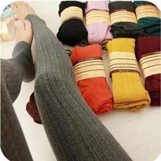 Leggings, Fashion, stripedlegging, Colorful
