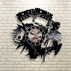 Cosplay, wallclockslarge, Clock, vinylclockled