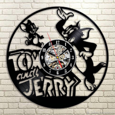 wallclockslarge, Clock, vinylclockled, clockwall