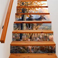 water, Decor, stairsticker, Home Decor