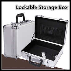 Storage Box, lockablestoragebox, useful, Household