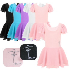 short sleeve dress, kidsskirt, Vestidos, Bebé