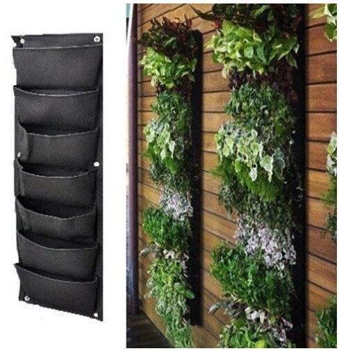 wallplantersoutdoor, decoration, lawnampgarden, Garden