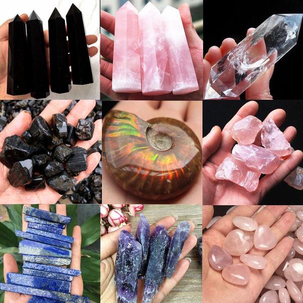 decoration, quartz, wand, Gifts