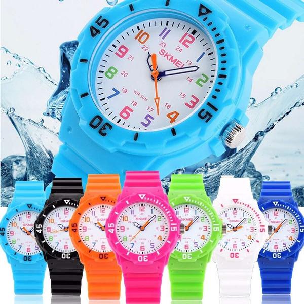 kidscandywatch, Fashion, students watch, sportwristwatch