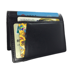 leather wallet, slim, minimalist, Pocket