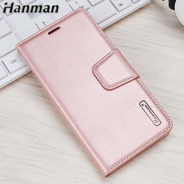 A8 2018 Case Hanman for Samsung Galaxy A8 Plus 2018 Case Flip Cover Lambskin Leather Capa for Samsung A8 A8Plus 2018 Case Coque | Wish