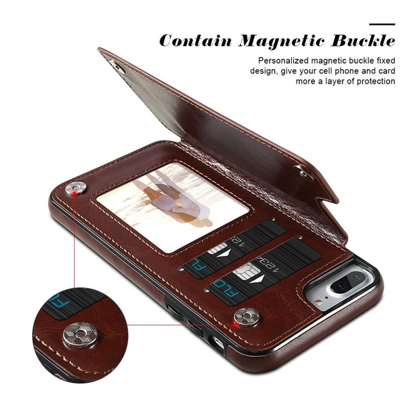 samsunggalaxys8plu, leather wallet, iphone8plu, Apple