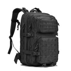 Outdoor, Army, Backpacks, Waterproof
