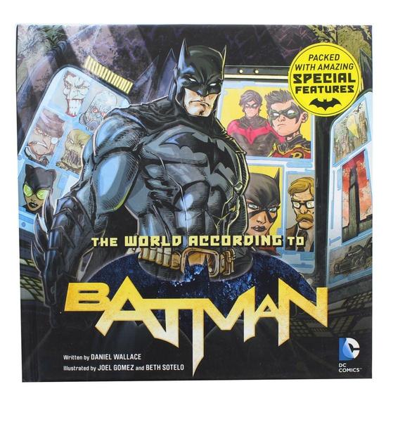 toysdccomic, Batman, Book
