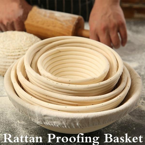 Bakeware, Baking, proofingbasket, bannetonbasket