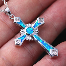 Blues, Sterling, Silver Jewelry, 925 sterling silver
