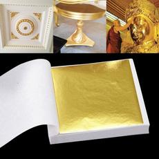 goldendecoration, goldfoilsticker, art, gold