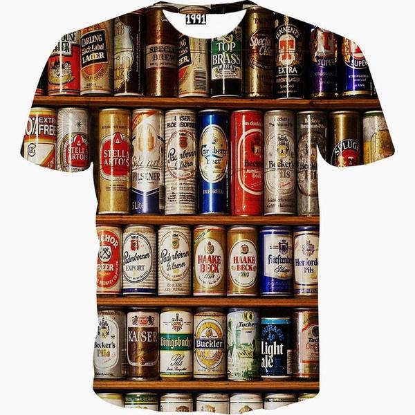 Fashion, unisex clothing, Sleeve, summer t-shirts