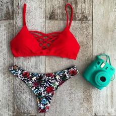 women swimwear, Fashion, bikini set, women swimsuit