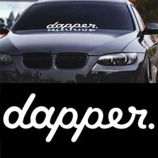 Car Sticker, Glass, Stickers, windshieldsticker