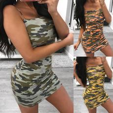 strappydre, Sleeveless dress, strappy, Mini