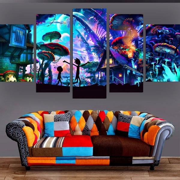Decor, Wall Art, Home Decor, canvaspainting